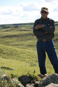 Wes Olson, Grasslands National Park